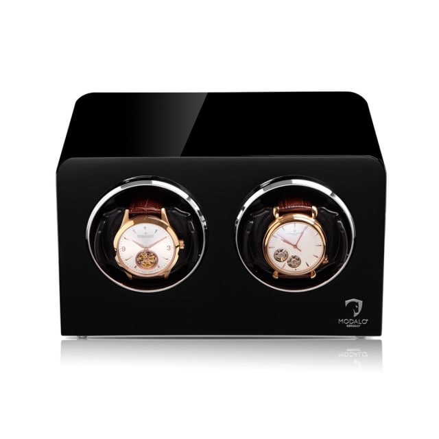Modalo Klockuppdragare Inspiration 20 MV4 Svart - för 2 klockor