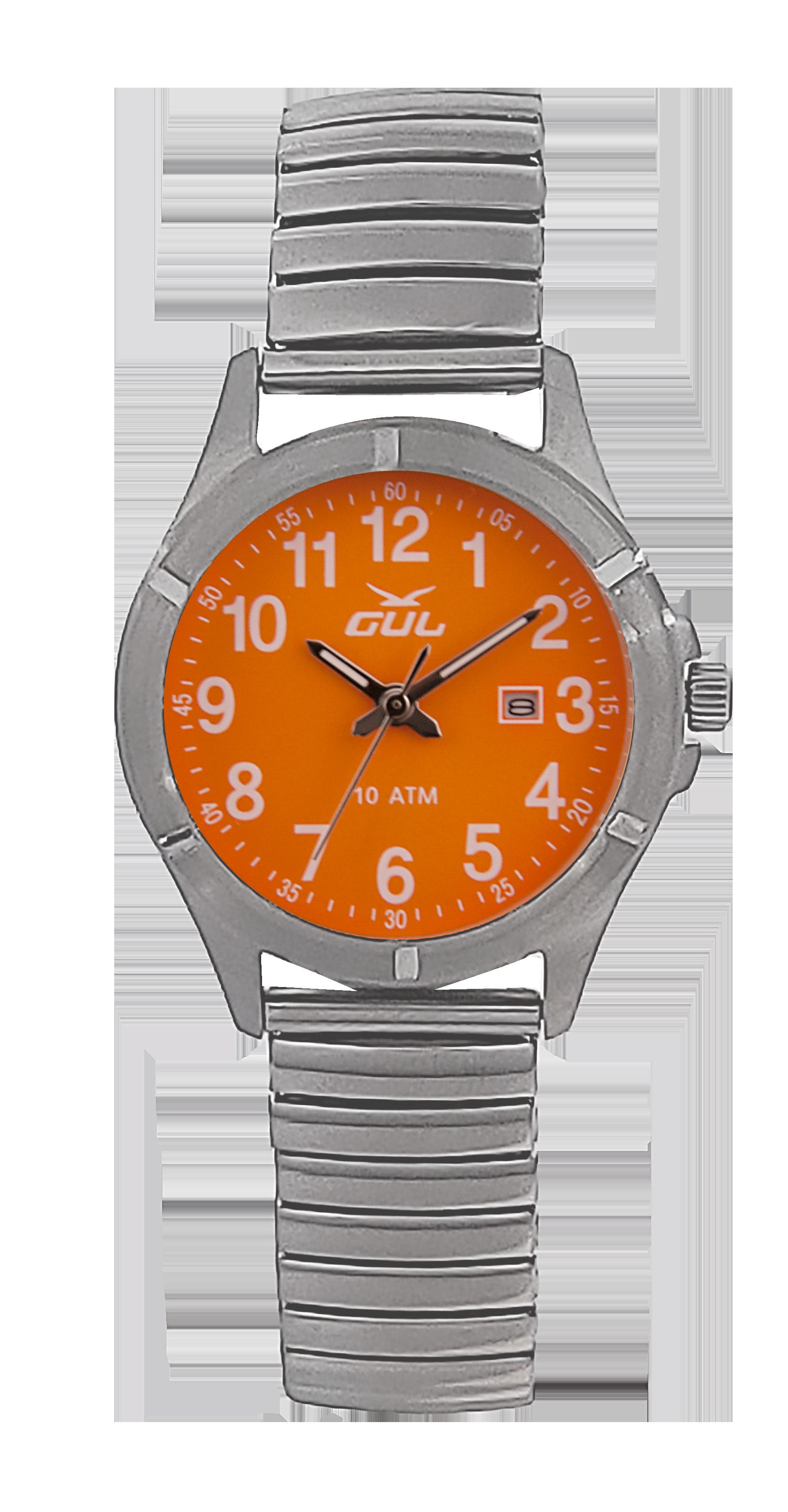 Gul Surf Orange Flex