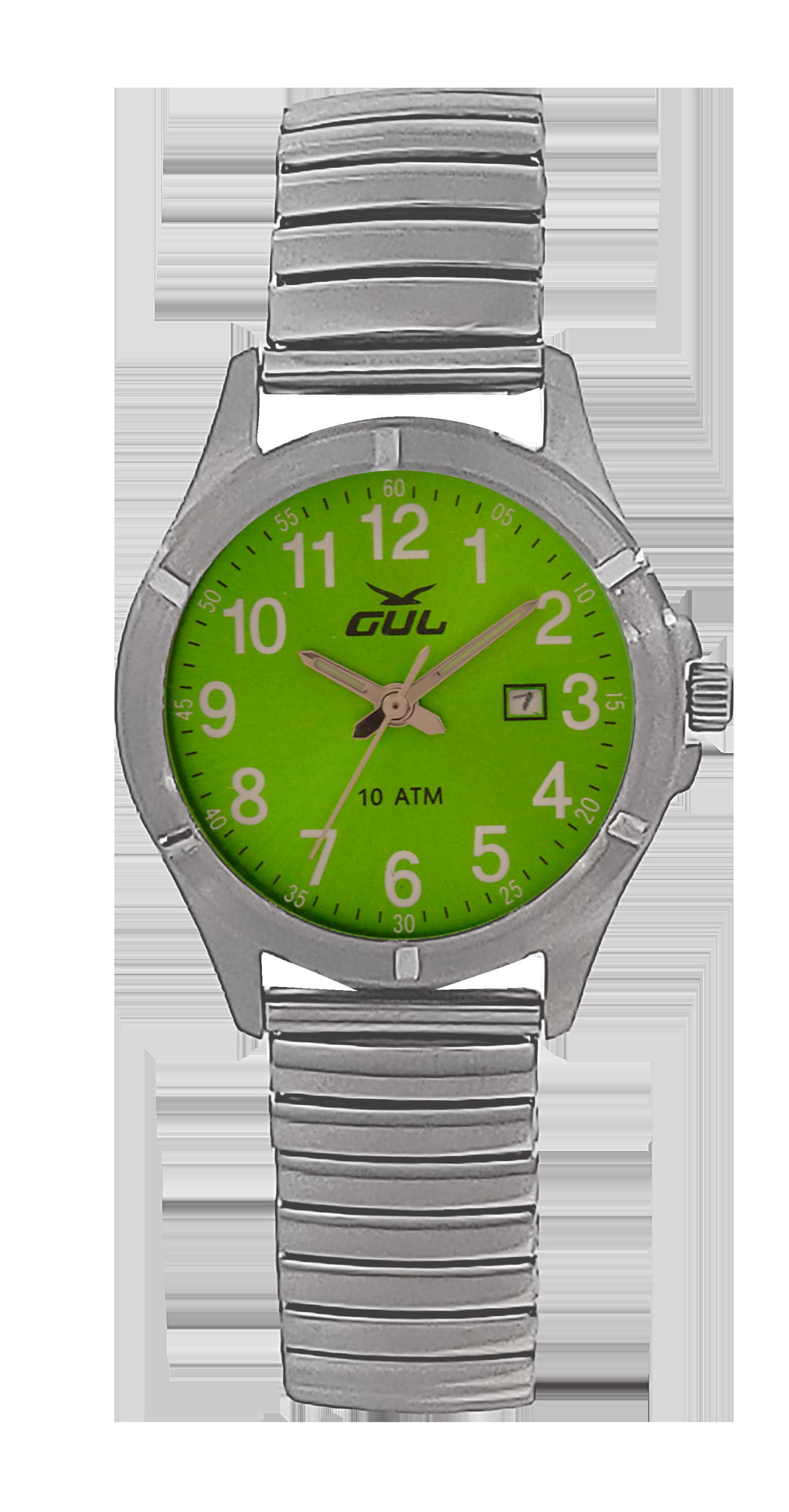 Gul Surf Green Flex