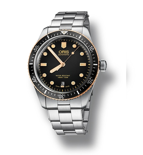 Oris Divers Sixty-Five 73377074354MB