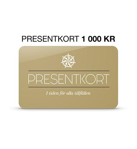 Presentkort 1000kr 991000