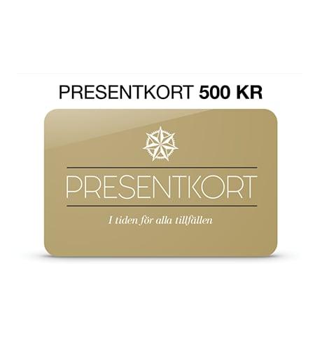 Presentkort 500kr 99500