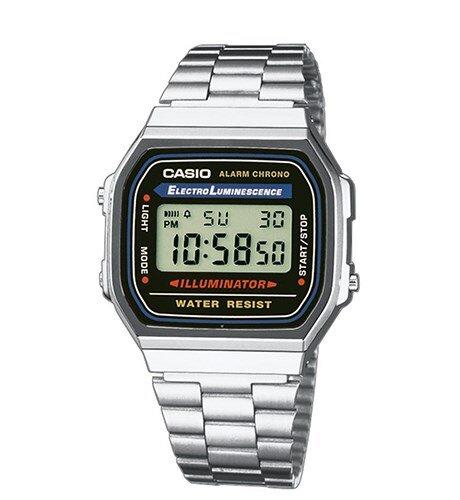 Casio Collection Retro A168WA-1YES