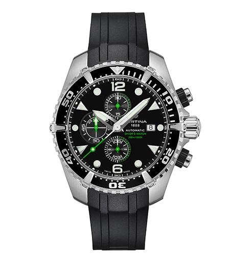 Certina DS Action Diver Chronograph Automatic C0324271705100