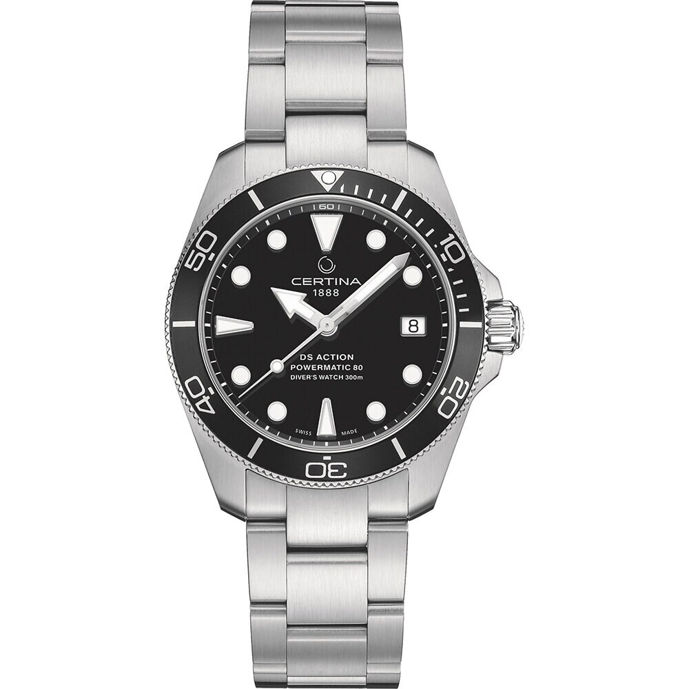 Certina DS Action Diver 38 mm C0328071105100
