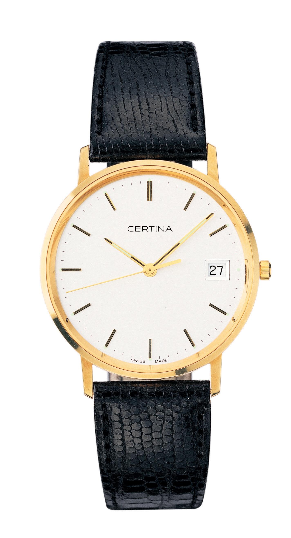 Certina Priska Herr 18K 15892896811