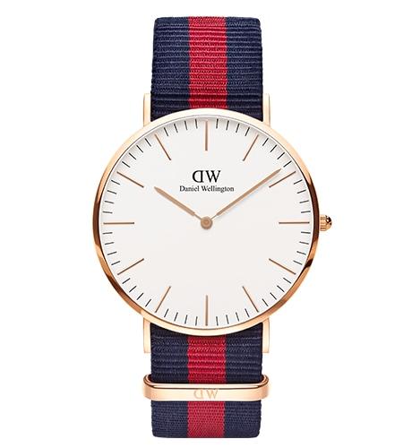 Daniel Wellington Classic Oxford Rose gold DW00100001