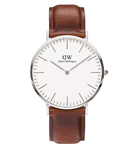 Daniel Wellington Classic St Mawes Silver DW00100021