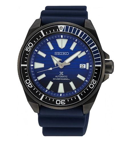 Seiko Prospex Save the Ocean Black SRPD09K1