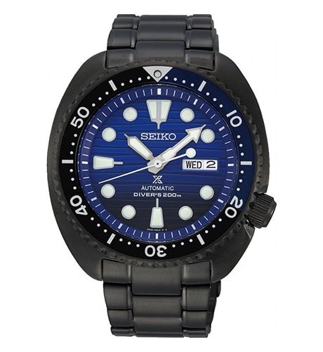 Seiko Prospex Save the Ocean Black SRPD11K1