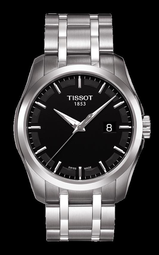 Tissot Couturier T0354101105100