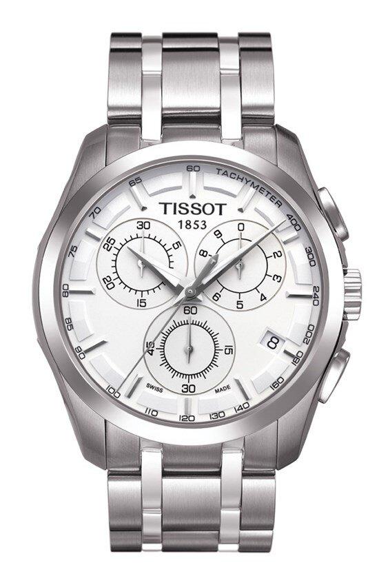 Tissot Couturier T0356171103100