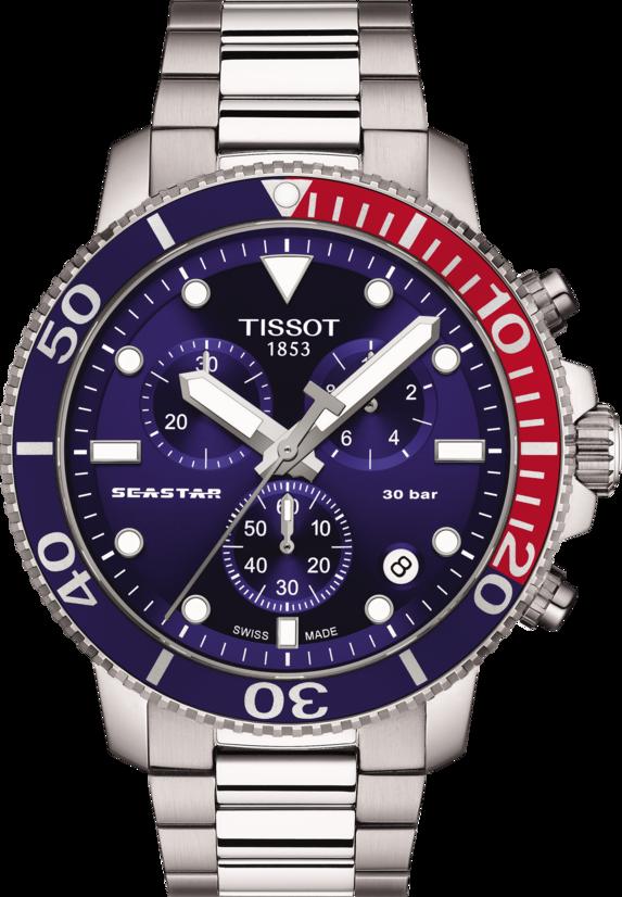 Tissot Seastar 1000 Quartz Cronograph